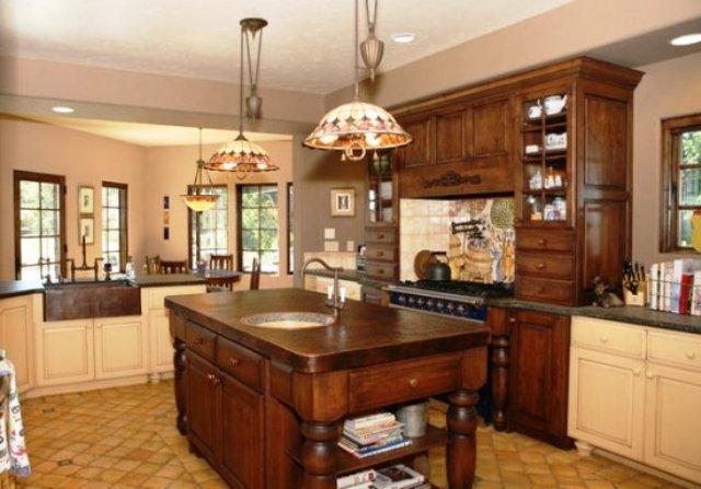 Desain Dapur Rumah Klasik Propertiterbaru Com