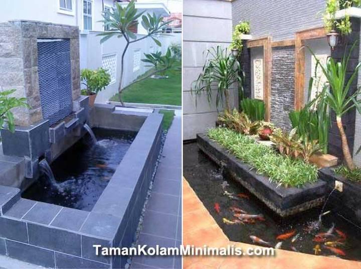 Desain Kolam Ikan Koi Outdoor – PropertiTerbaru.com